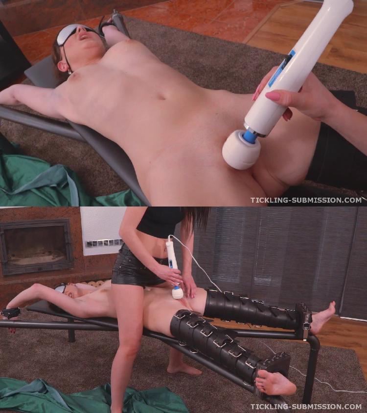 Girls tickled to orgasm — 15