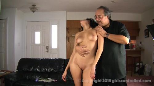 White Girl Big Ass Nikki