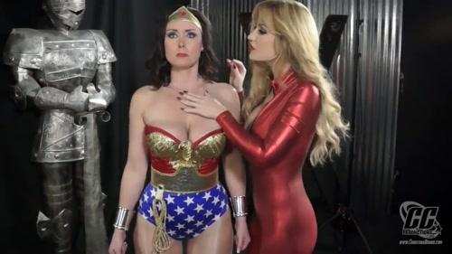 Demise Of Wonder Woman