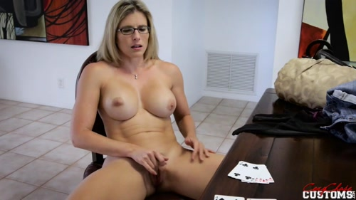 Cory Chase in Pushing Poker