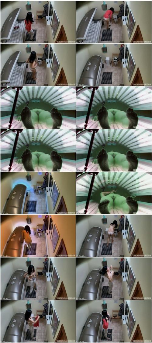 Pornstars from a hidden camera