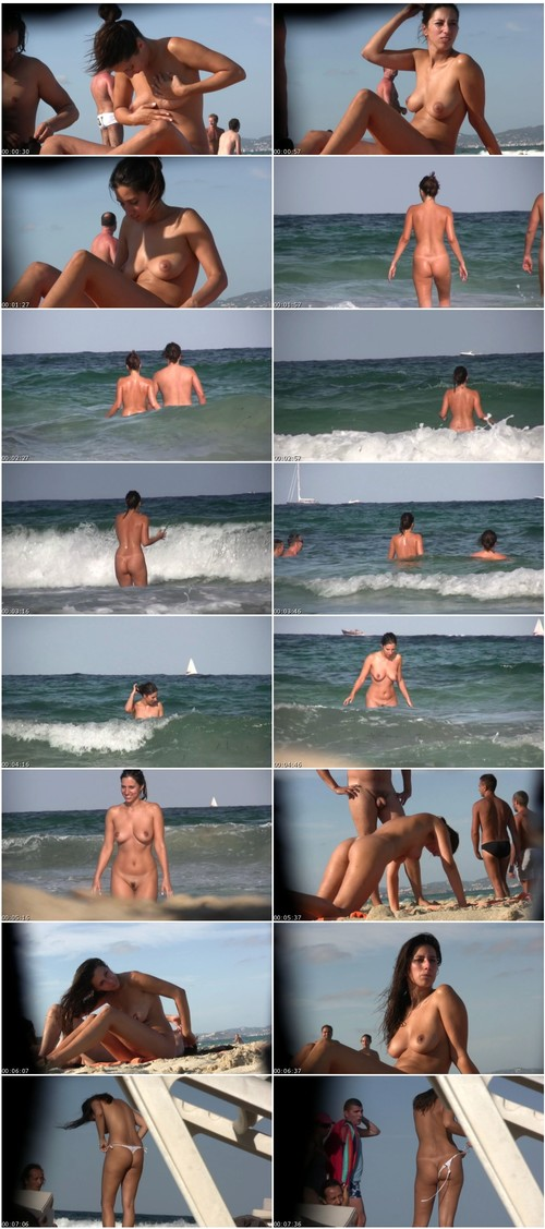 Nude alizee nude beach video