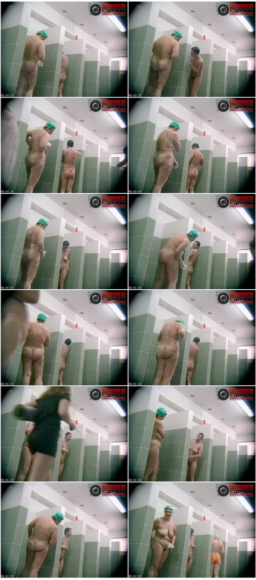 Sex nude hidden camera in shower 6
