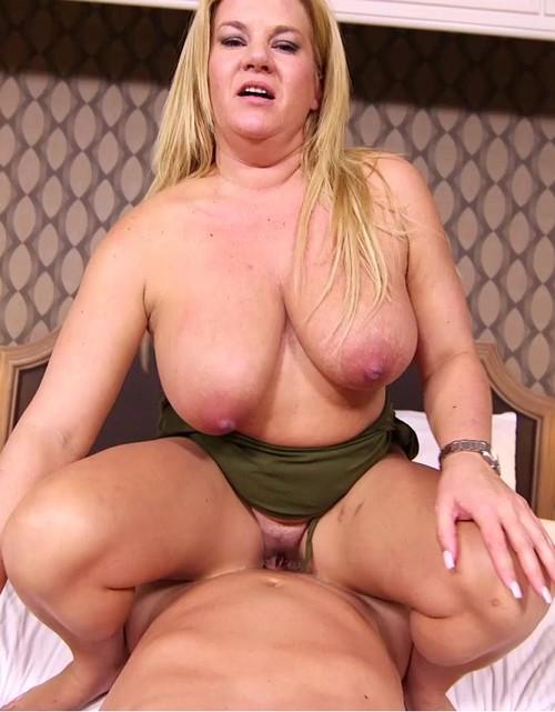 Natural Big Tits Gangbang